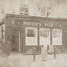 Peter's Pub, Dublin by Denise Abé