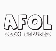 AFOL Czech Republic by Customize My Minifig by ChilleeW