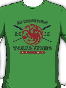 Dragonstone Targaryens T-Shirt