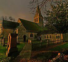 St Andrew's Wraysbury by wraysburyade