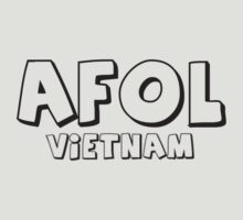 AFOL Vietnam by Customize My Minifig by ChilleeW