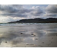 Dooey Strand and Crohy Head Photographic Print