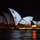 Sydney Opera House by Loreto Bautista Jr.