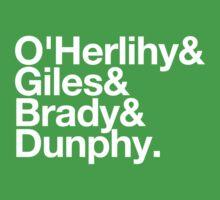 O'Herlihy & Giles & Brady & Dunphy by howsonisnow