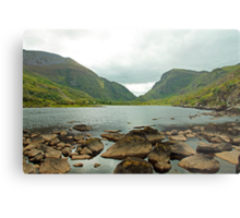 The Gap of Dunloe , Kerry, Ireland Metal Print