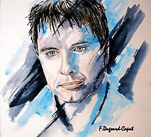 John Barrowman by FDugourdCaput