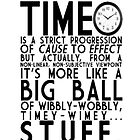 Wibbly Wobbly Timey Wimey Stuff by DerpyDash98