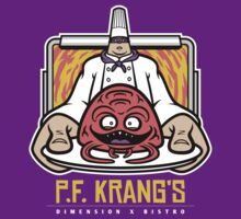PF Krang's Bistro by Jon  Defreest