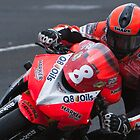 Ryan Farquhar @ NorthWest 200, 2009 by ImageMoto  by Nigel Bryan