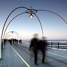 Southport Pier by Manuel Gonalves