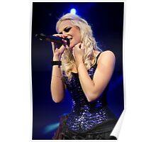 Pixie Lott in concert Poster