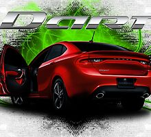 Dodge Dart by UNreliabl3Gfx