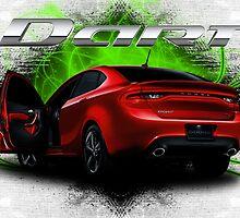 Dodge Dart by UNreliabl3Gfx