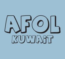 AFOL Kuwait by Customize My Minifig by ChilleeW