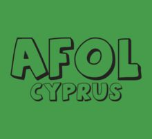 AFOL Cyprus by Customize My Minifig by ChilleeW