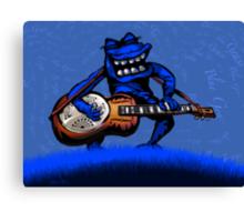 Bluegrass Dobro Canvas Print