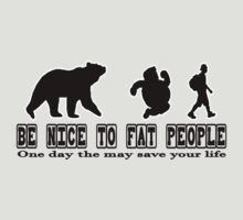 Be nice to fat people by best-designs