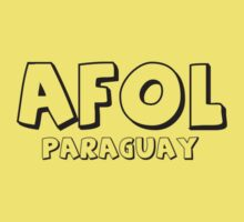 AFOL Paraguay by Customize My Minifig by ChilleeW