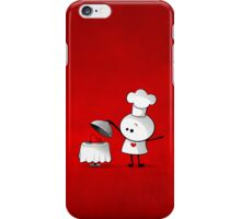 Cute Chef iPhone Case/Skin