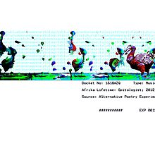 Spitologist: Alternative Experiments: Africa Lifetime by spitologist