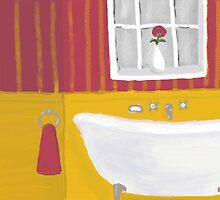 The Bath  by Sarah Countiss