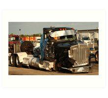 Truck 7954 Art Print