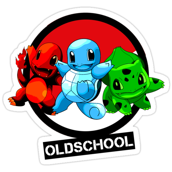 Pokemon done Oldschool by sonicfan114