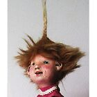 Sprout - original ooak art doll sculpture by LindaAppleArt