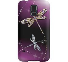 Girly Glamour Diamond Butterflies  iPhone 5 Case / iPhone 4 Case  / Samsung Galaxy Cases  Samsung Galaxy Case/Skin