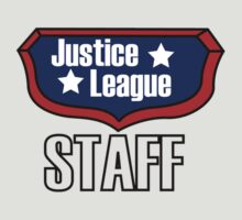 Justice League Staff by knil92