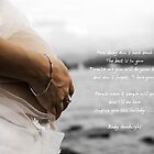 Pregnancy Greeting by lesleylo1214