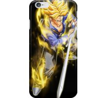 Dragon ball Trunks iPhone 4/4s Case iPhone Case/Skin