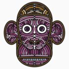Mr Monkey (Design 1) by mrmoustache