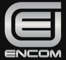 ENCOM Small Logo by Christopher Bunye