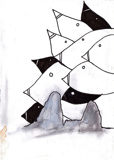 pod birds #02 by thispace