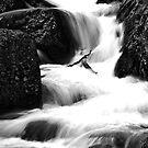 Alberta Falls by JRRouse
