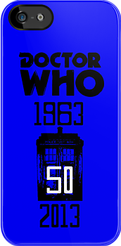 doctor who 50th anniversary   by stevebluey