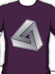Mobius Triangle (Angular) T-shirt T-Shirt