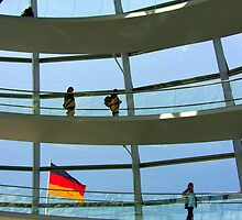 Reichstag, Berlin by KUJO-Photo