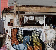 The Backstreets of Barcelona by KUJO-Photo