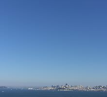 San Francisco by KUJO-Photo