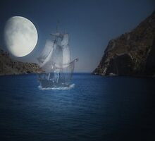 The Ghost Ship by Carol Bleasdale