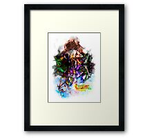 For my other half...  Framed Print