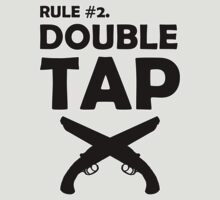 Rule #2. Double Tap by DesignGuru