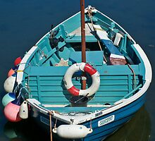 SLUICERAT Fishing Boat by Moonlake