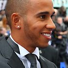 Lewis Hamilton by Paul Bird