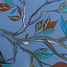 wind through the leaves by Hannah Clair Phillips