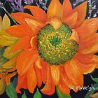 Garden Party Sunflowers by Marita McVeigh