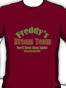 Freddy's Dream Team T-Shirt