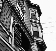 San Francisco America by Luke Donegan
